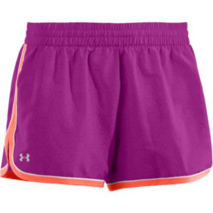 Under Armour Ladies Great Escape II Perforated Short - AW13