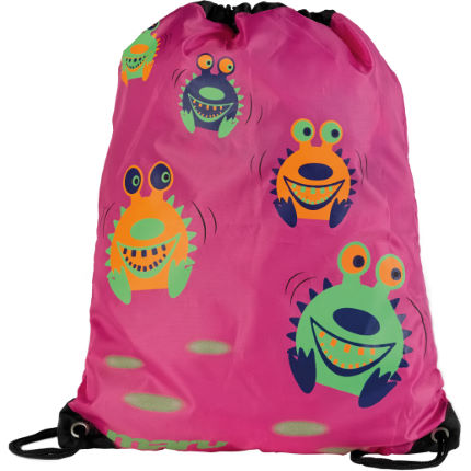 Maru Kids Spikey Monster Swim Bag