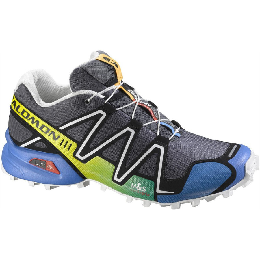 chaussures de running trail salomon speedcross 3 shoes aw13 wiggle france. Black Bedroom Furniture Sets. Home Design Ideas