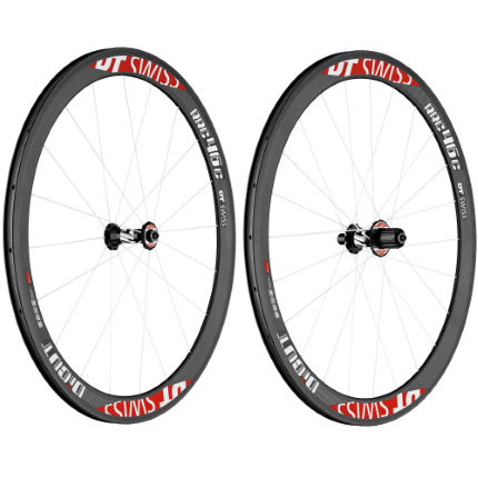 DT Swiss RRC 46 Dicut Carbon Clincher Wheelset