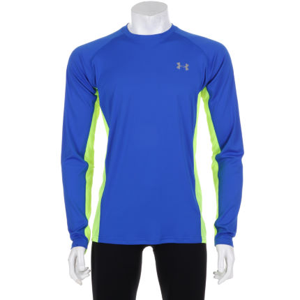 Under Armour HeatGear Flyweight Run Long Sleeve Tee - AW13
