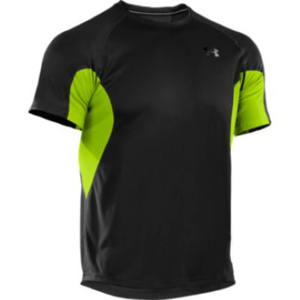Under Armour UA coldblack Run Shortsleeve Tee - AW13