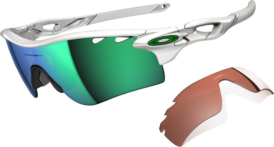 Oakley Radarlock Iridium