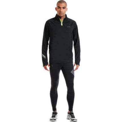 Under Armour UA Storm Run Stealth Quarter Zip LS Shirt - AW13