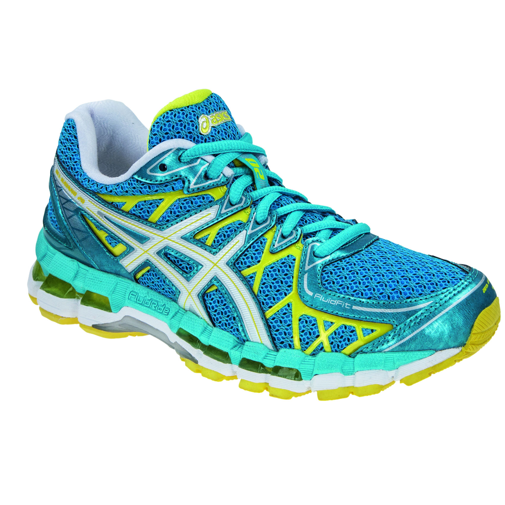 Womens Asics Gel Kayano 20 Trainers Gt 1000