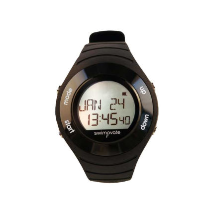 Reloj de natación con pulsómetro Swimovate Pool Mate