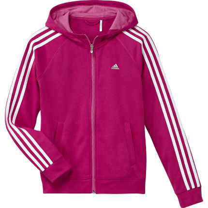 Adidas Girls Prime Full Zip Hoody - AW13