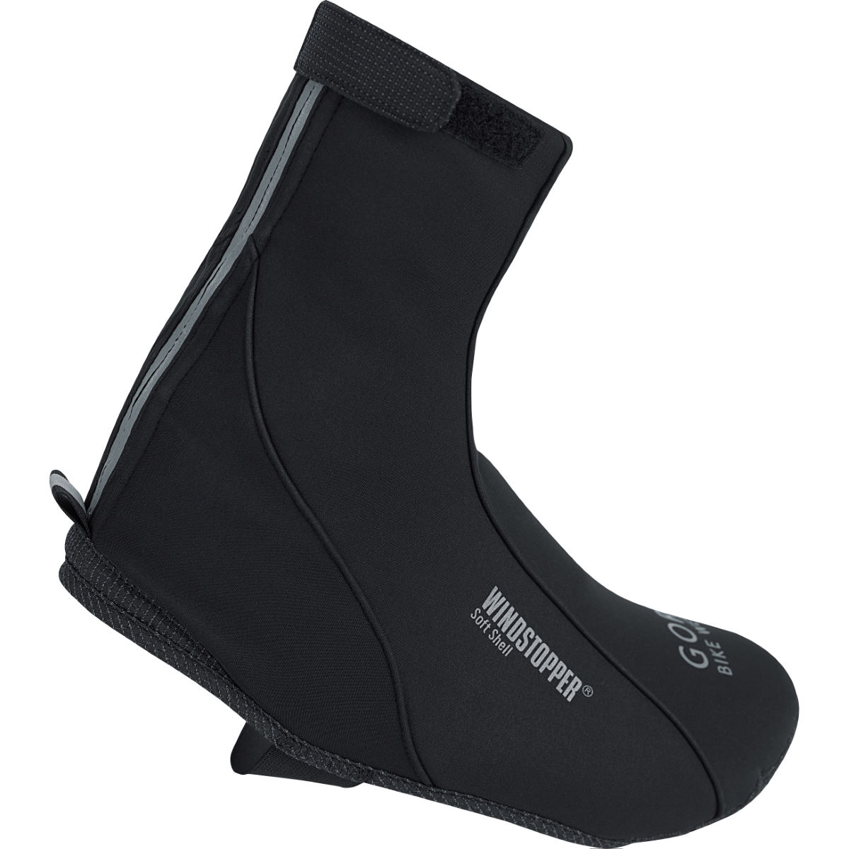 Couvre-chaussures de route Gore Bike Wear WINDSTOPPER Softshell Thermo