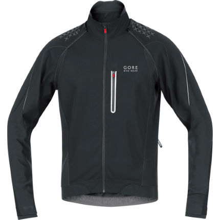 Gore Bike Wear Alp-X 2.0 Windstopper Soft Shell Zip-off Jacket