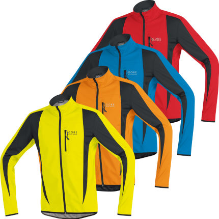 Gore Bike Wear Contest Windstopper Softshell Jacket