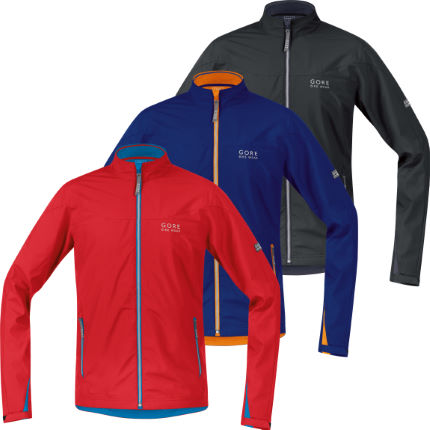 Gore Bike Wear Countdown Windstopper Active Shell 2in1 Jacket