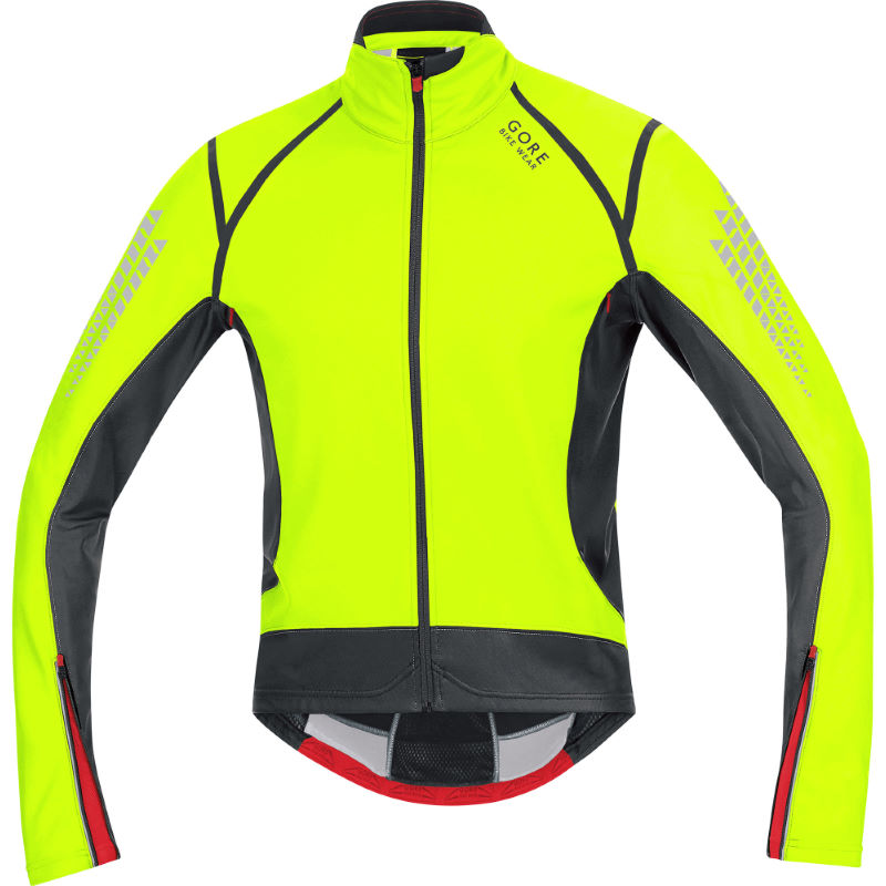 Gore Bike Wear - Xenon 2.0 Windstopper Softshell ジャケット