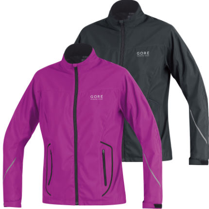 Gore Running Wear Ladies Essential Active Shell Jacket - AW13