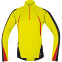 Gore Running Wear Air Thermo Neon Zip Shirt AW13
