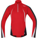 Gore Running Wear Air Thermo Zip Shirt - AW13