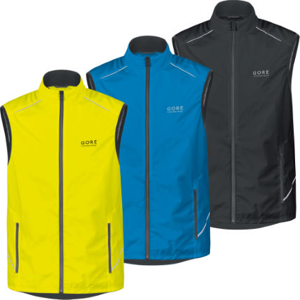 Gore Running Wear Essential Windstopper Active Shell Vest