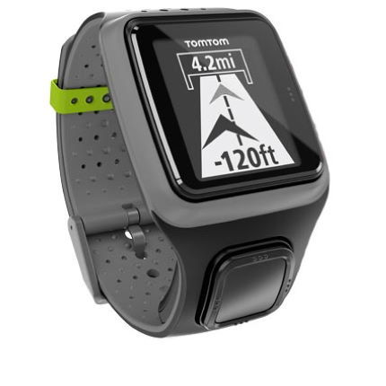 TomTom Runner GPS Watch with HR Monitor