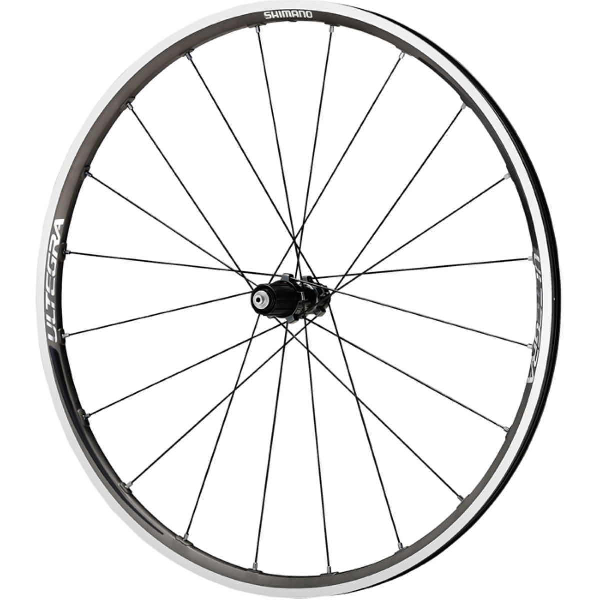 Roue arrière Shimano Ultegra 6800 - Shimano 10/11 Speed Gris Roues performance
