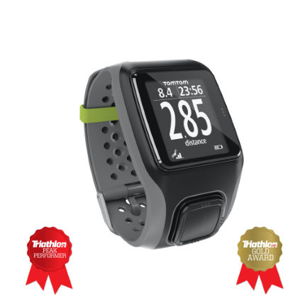 Picture of TomTom Multi-Sport GPS Watch with HR Monitor