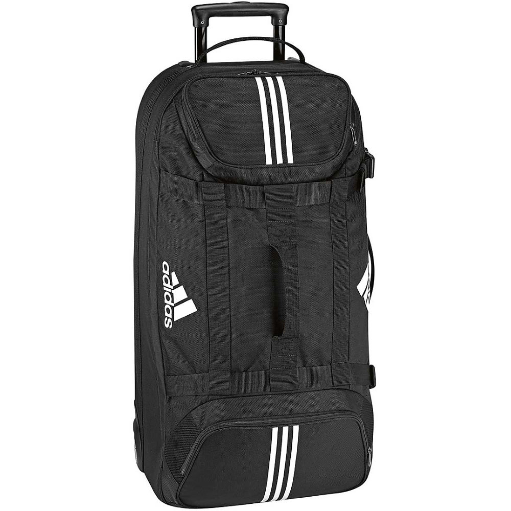 wiggle adidas team travel s wheeled bag travel bags. Black Bedroom Furniture Sets. Home Design Ideas
