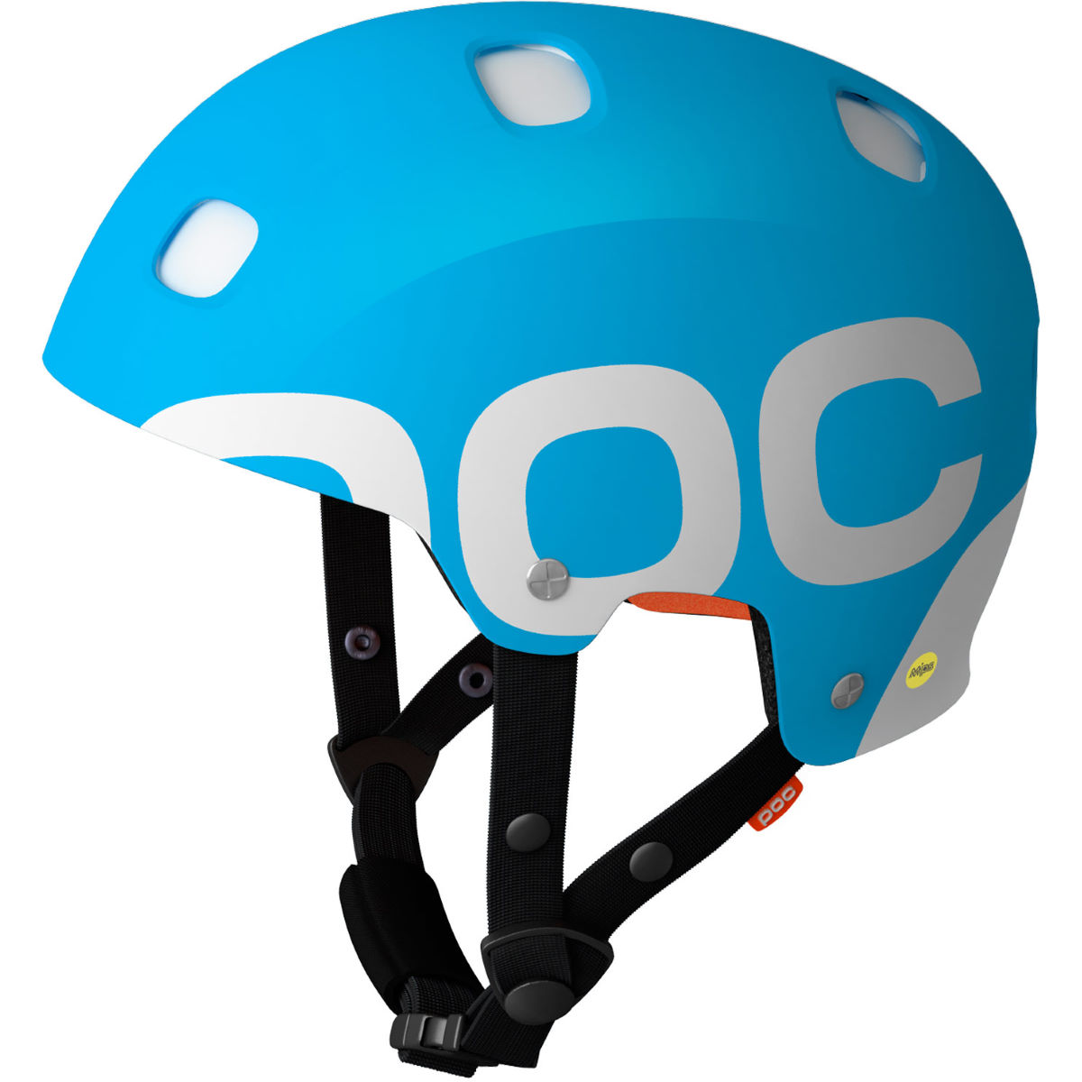 Casque POC Receptor Backcountry MIPS - S Radon Blue Casques VTT
