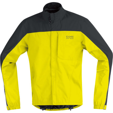 Gore Bike Wear Path Gore-Tex Neon Jacket