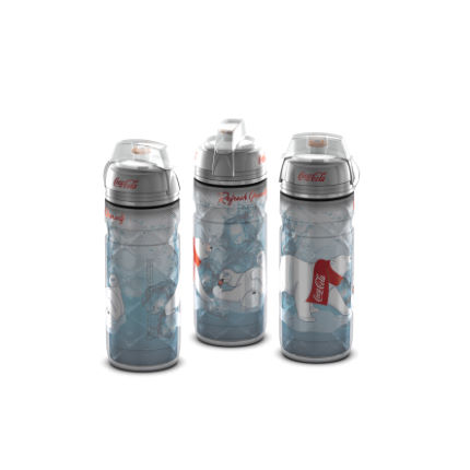 Elite Iceberg Thermal Coca-Cola Bears bottle