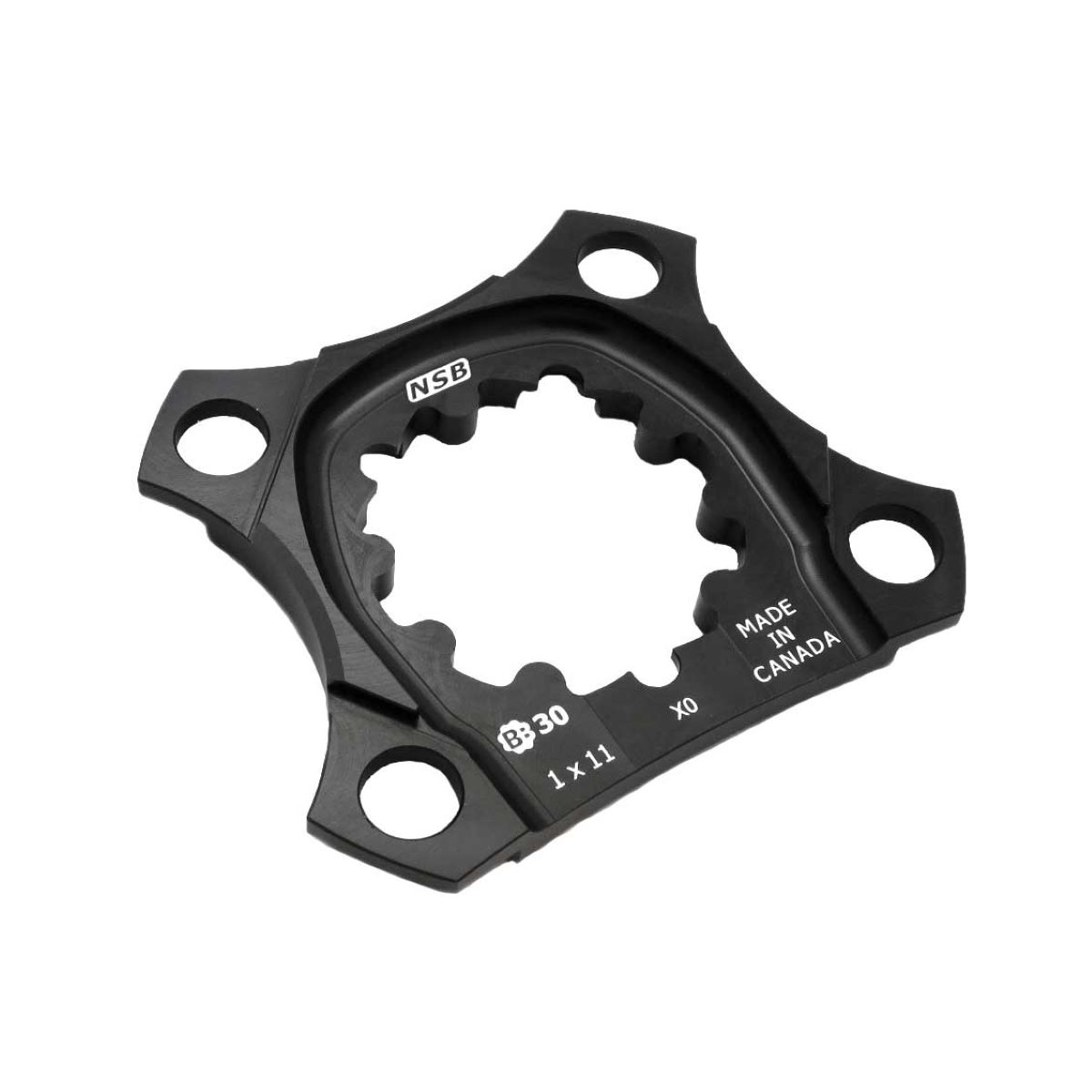 Étoile de rechange North Shore Billet SRAM 1 x 11 - BB30 XX1/X0