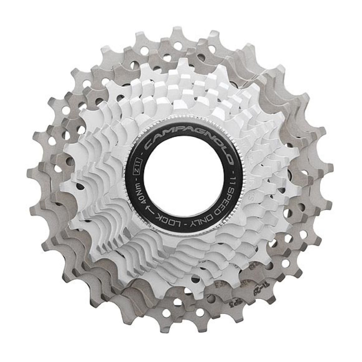 Cassette Campagnolo Record (11 vitesses, 11/27) - 11 Speed 11/27