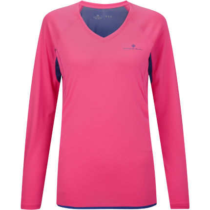 Ronhill Women's Vizion Long Sleeve Tee - AW13