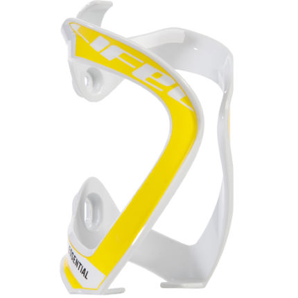 LifeLine Essential One-Piece Gloss Plastic Bottle Cage