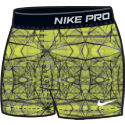 Nike Ladies Pro 2.5 Inch Short II Print - HO13