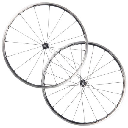 Shimano WH-RS81 C24 Carbon Laminate Clincher Wheelset