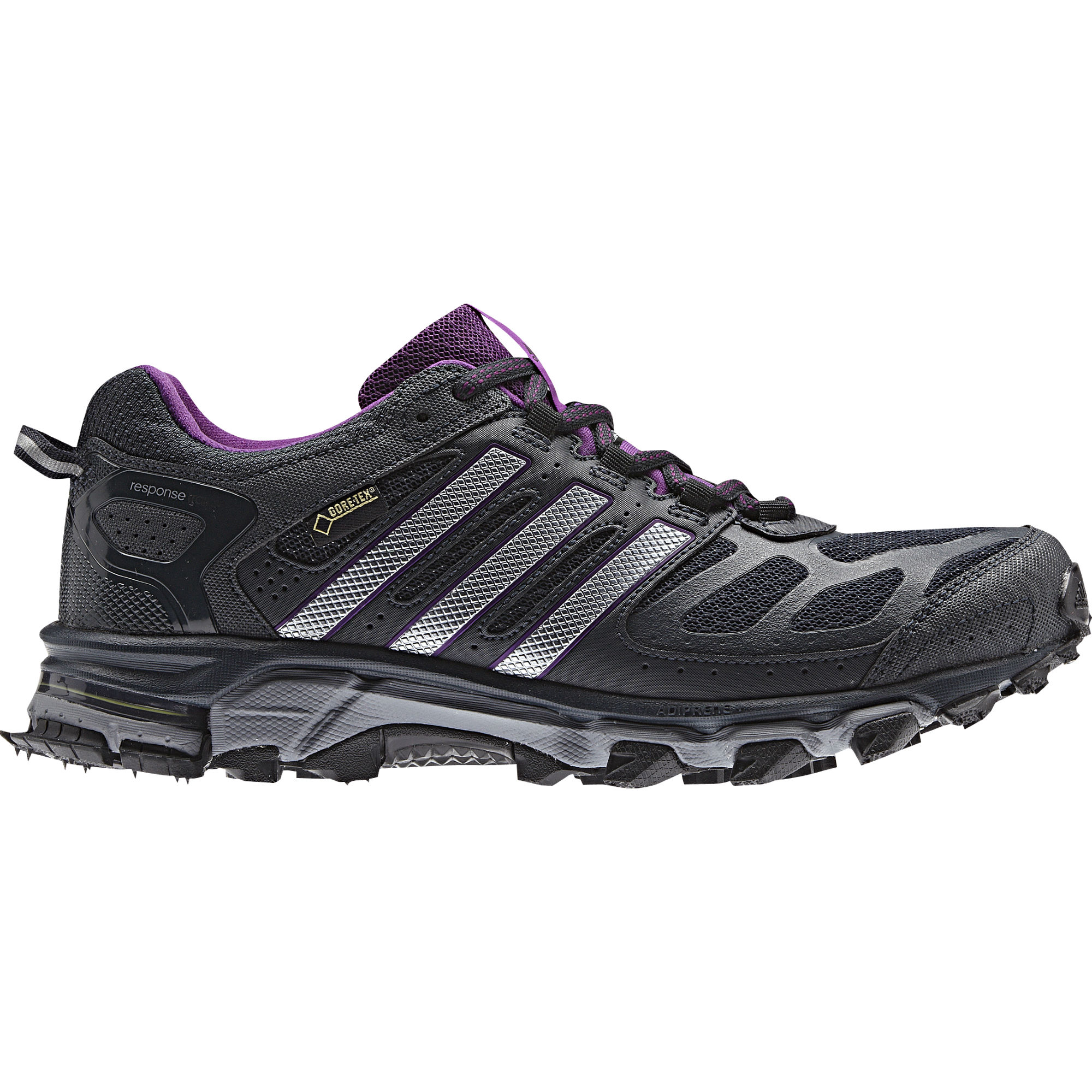 chaussures de running trail adidas women 39 s response. Black Bedroom Furniture Sets. Home Design Ideas