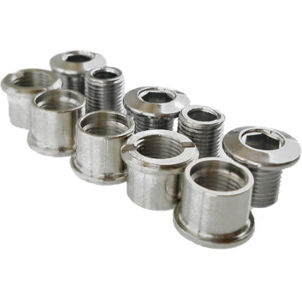 TA Double Chain Ring Bolts Set of 5