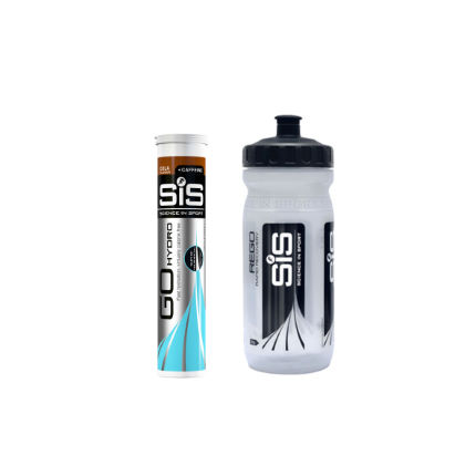 Science in Sport Go Hydro Caffeine x 20 With Free SiS Bottle