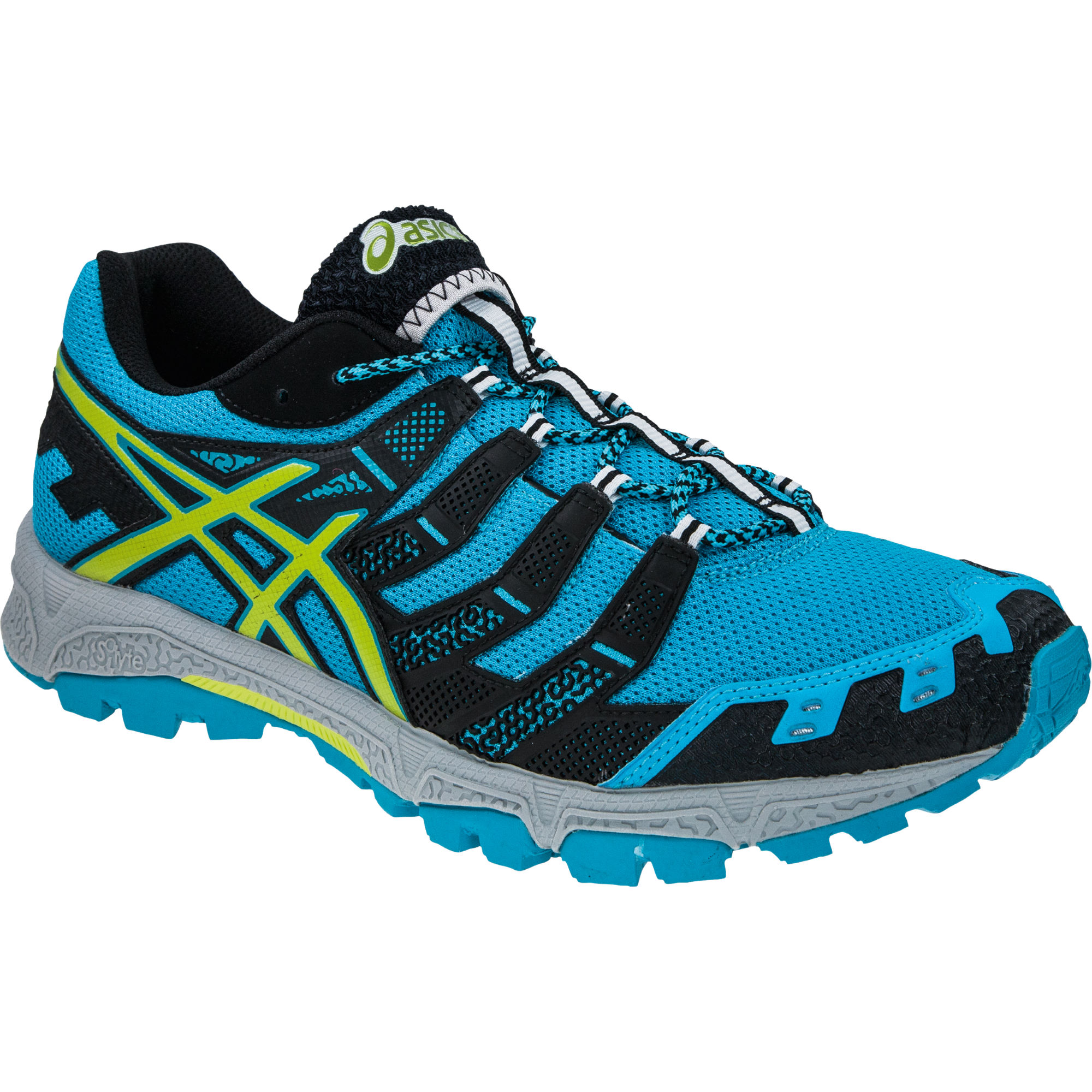 Zapatillas asics running 2014 zapatillas running asics gel - Asics Gel Fujiattack 3 Shoes Ss14