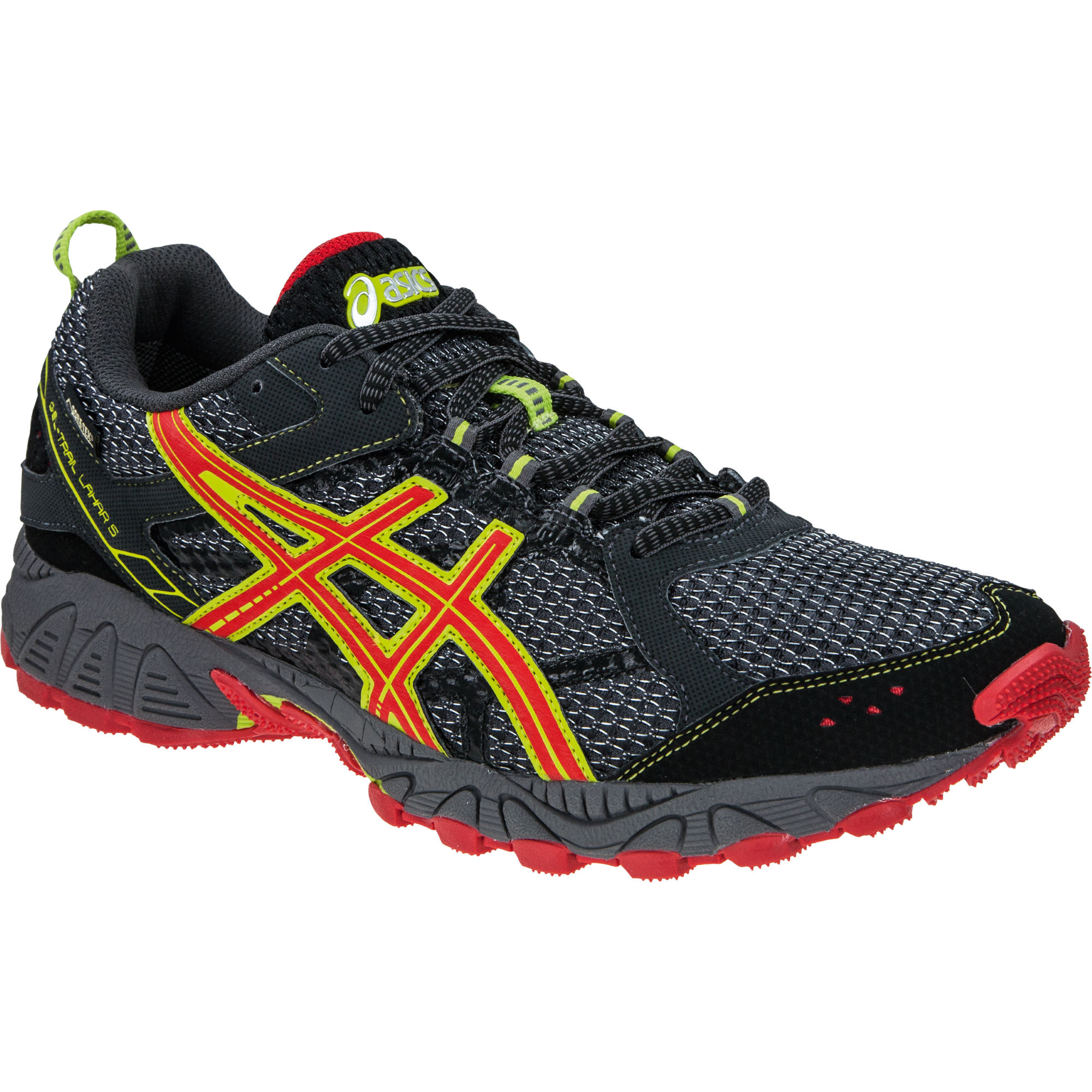 chaussures de running trail asics gel trail lahar 5 g tx shoes ss14 wiggle france. Black Bedroom Furniture Sets. Home Design Ideas