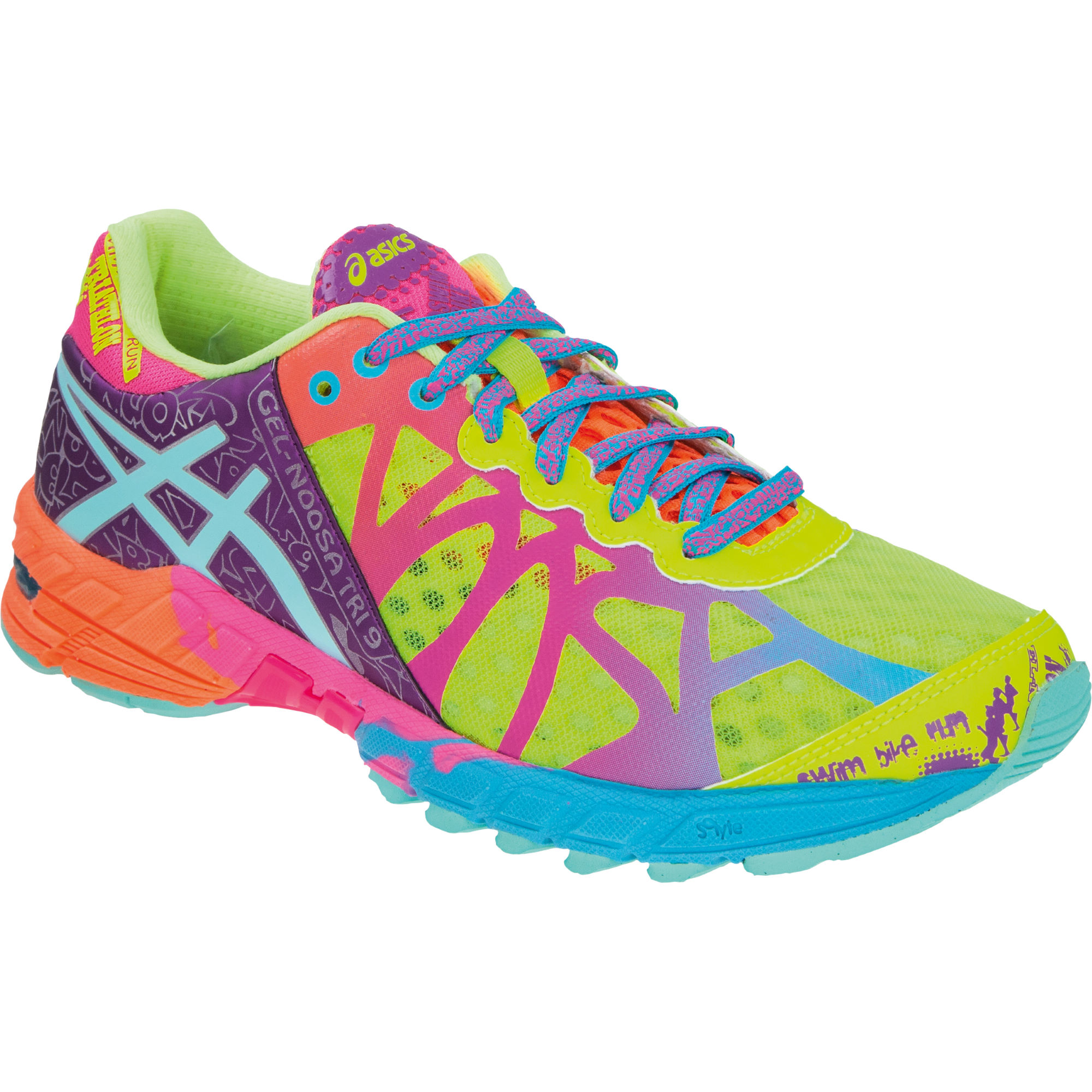 Zapatillas asics running 2014 zapatillas running asics gel - Asics Women S Gel Noosa Tri 9 Shoes Ss14