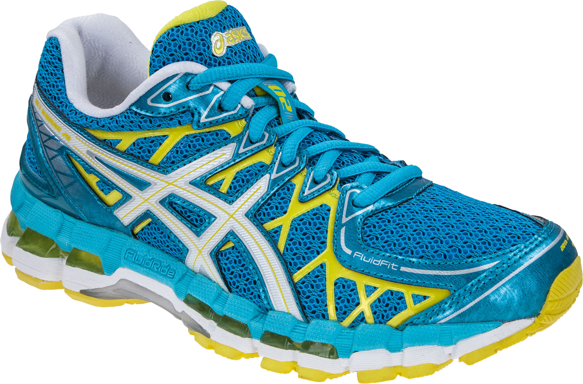 Asics womens gel kayano 20 running shoe