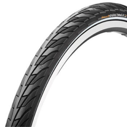 Continental Contact Reflex City Road Tyre and Tube Set