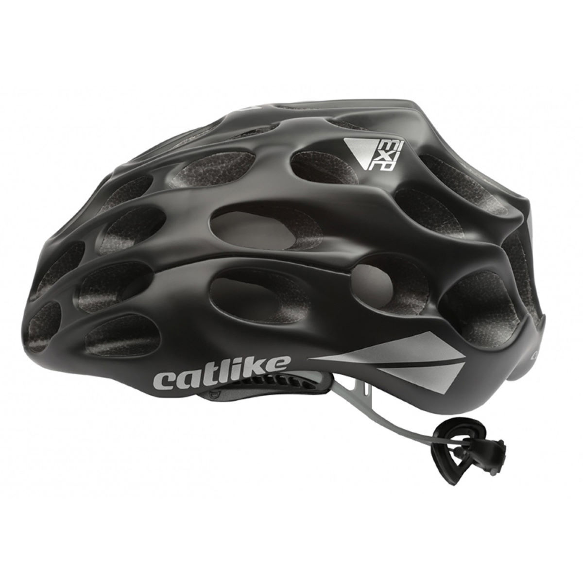 Casque de route Catlike Mixino - Small Matt Black Decal