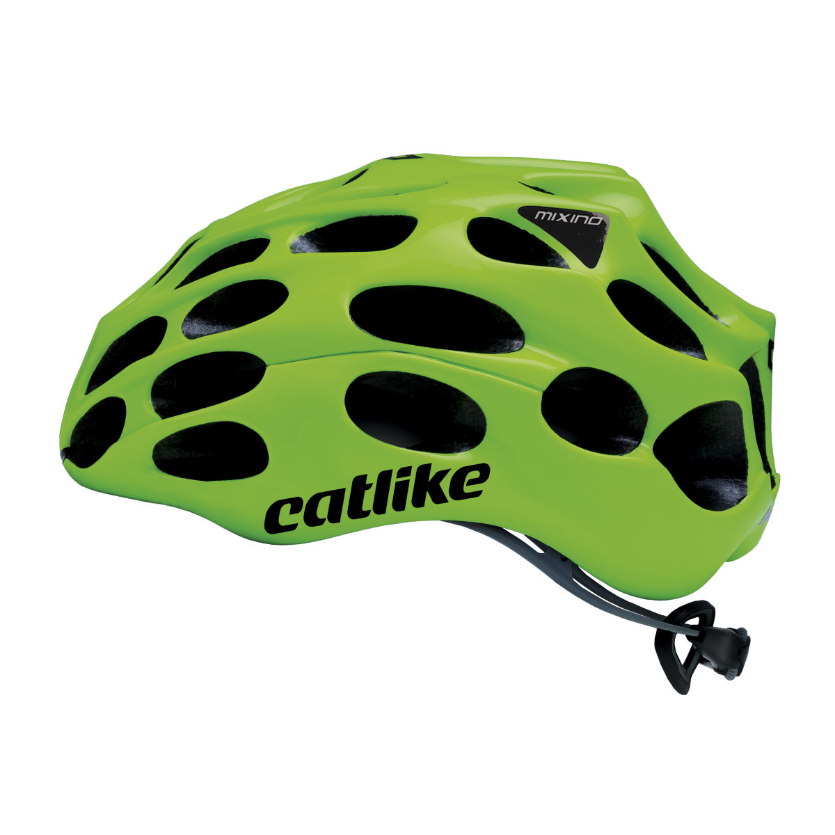 Casque de route Catlike Mixino - Small Fluro Green Casques de route