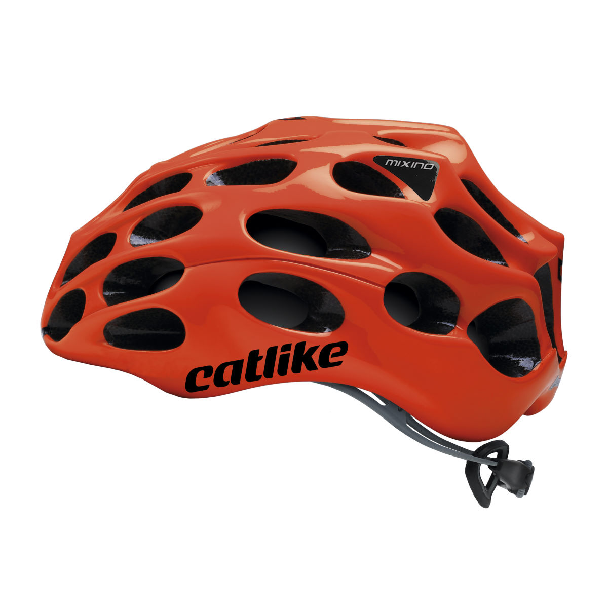 Casque de route Catlike Mixino - Medium Fluro Orange