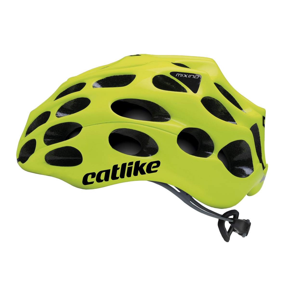 Casque de route Catlike Mixino - Large Fluro Yellow Casques de route