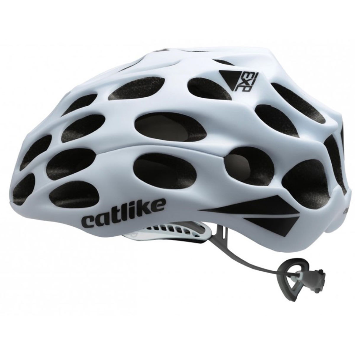 Casque de route Catlike Mixino - S White Matt Casques de route
