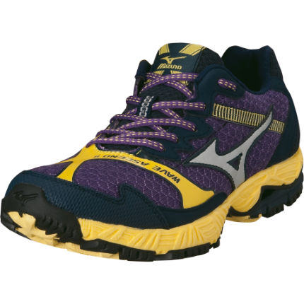 Mizuno Women's Wave Ascend 8 Shoes - SS14