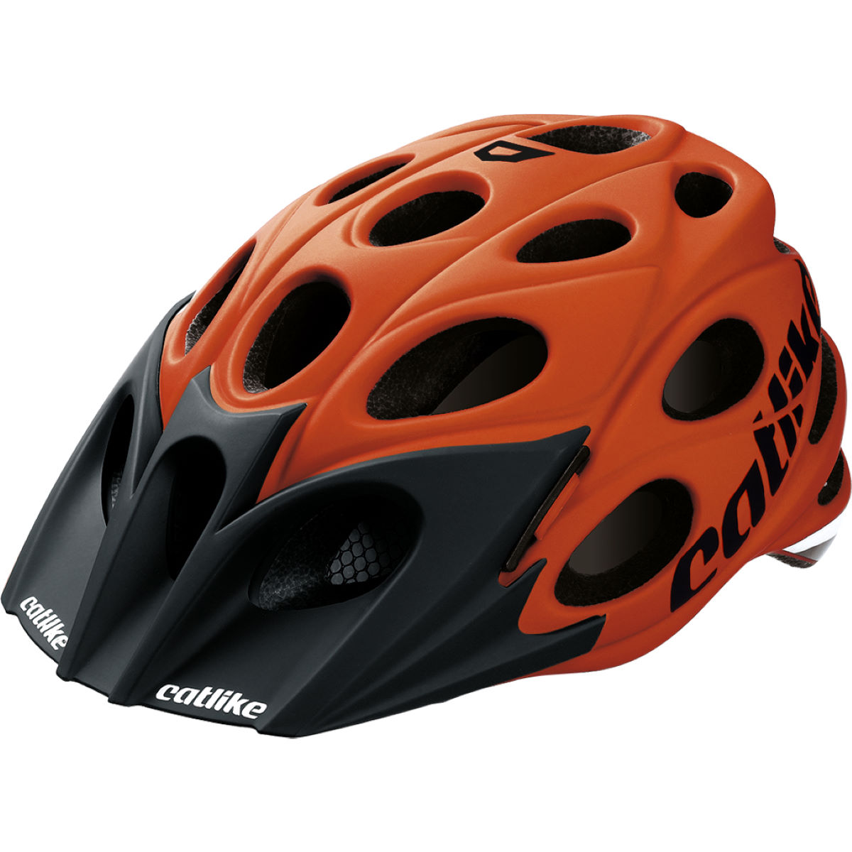 Casque VTT Catlike Leaf - M Matt Orange Casques VTT