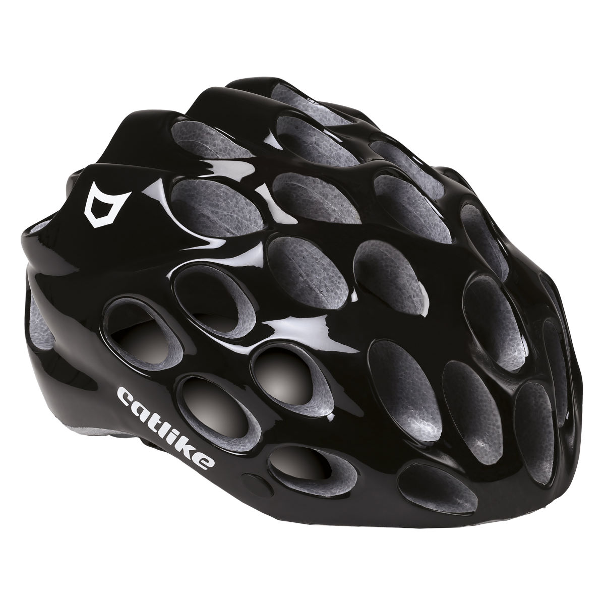 Casque Catlike Whisper - Small Glossy Black Casques de route