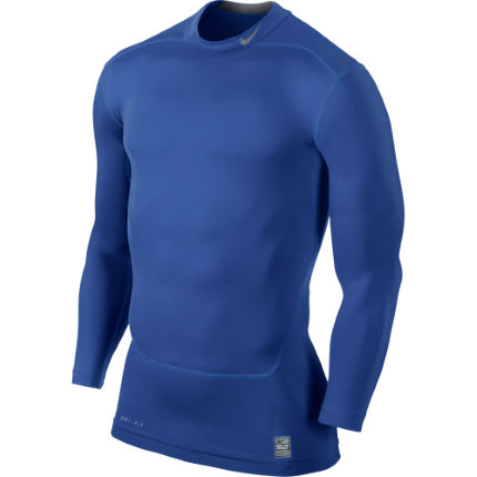 Nike Core Compression Long Sleeve Mock 2.0 - HO13